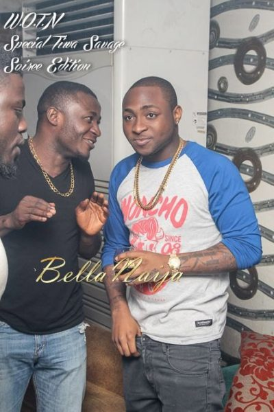 Tiwa Savage's 34th Birthday Party in Lagos - February 2014 - BellaNaija - 038