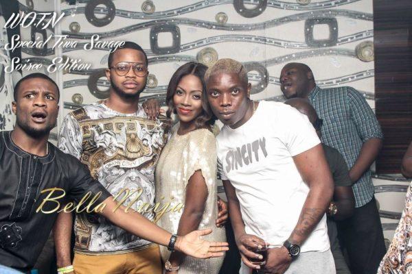 Tiwa Savage's 34th Birthday Party in Lagos - February 2014 - BellaNaija - 040