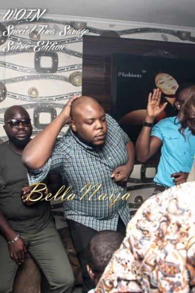 Tiwa Savage's 34th Birthday Party in Lagos - February 2014 - BellaNaija - 043