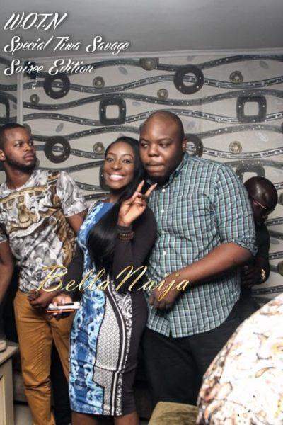Tiwa Savage's 34th Birthday Party in Lagos - February 2014 - BellaNaija - 044