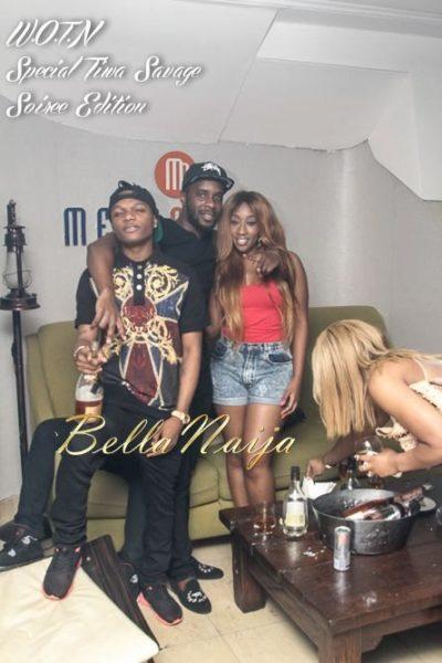 Tiwa Savage's 34th Birthday Party in Lagos - February 2014 - BellaNaija - 048