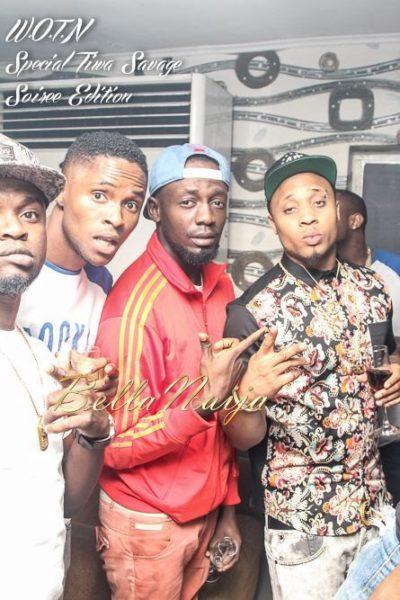 Tiwa Savage's 34th Birthday Party in Lagos - February 2014 - BellaNaija - 050