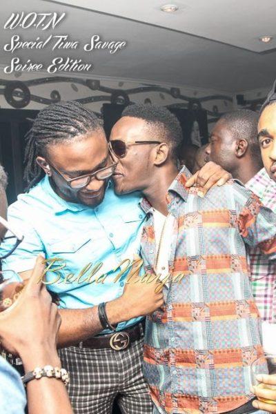 Tiwa Savage's 34th Birthday Party in Lagos - February 2014 - BellaNaija - 056