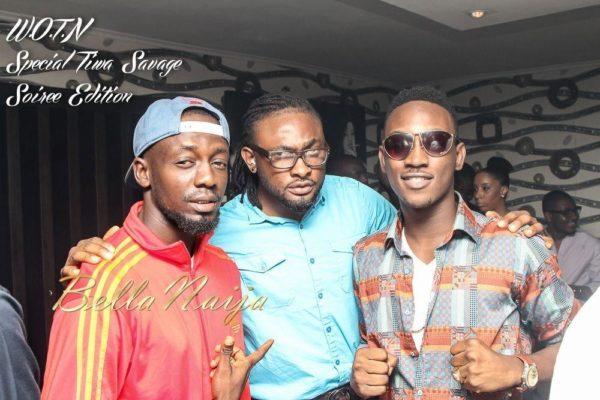 Tiwa Savage's 34th Birthday Party in Lagos - February 2014 - BellaNaija - 057