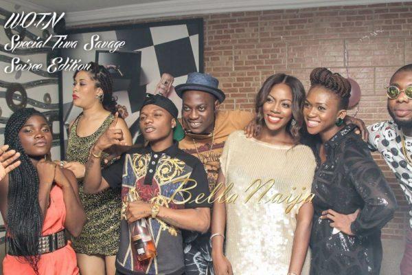 Tiwa Savage's 34th Birthday Party in Lagos - February 2014 - BellaNaija - 059