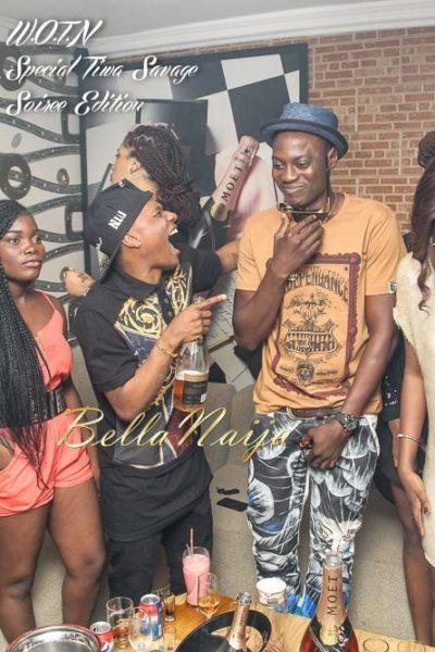 Tiwa Savage's 34th Birthday Party in Lagos - February 2014 - BellaNaija - 060