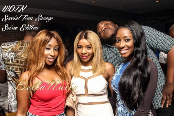 Tiwa Savage's 34th Birthday Party in Lagos - February 2014 - BellaNaija - 062