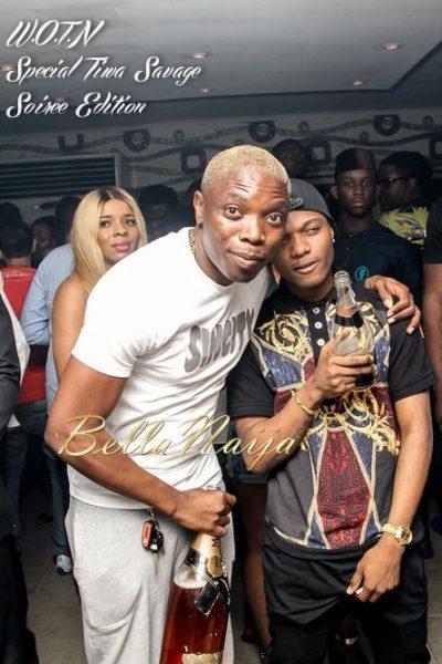 Tiwa Savage's 34th Birthday Party in Lagos - February 2014 - BellaNaija - 063