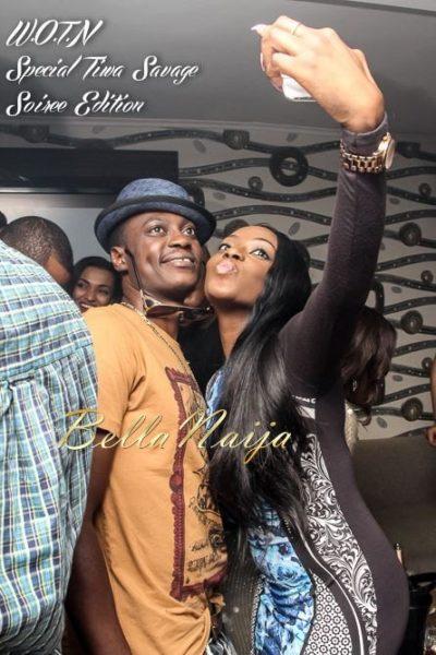 Tiwa Savage's 34th Birthday Party in Lagos - February 2014 - BellaNaija - 069