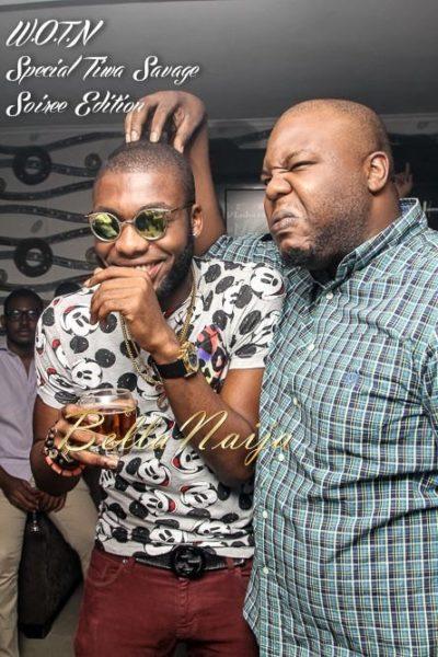 Tiwa Savage's 34th Birthday Party in Lagos - February 2014 - BellaNaija - 071