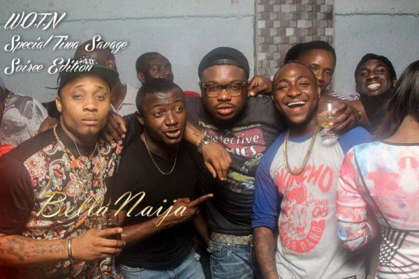 Tiwa Savage's 34th Birthday Party in Lagos - February 2014 - BellaNaija - 074