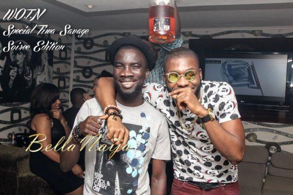 Tiwa Savage's 34th Birthday Party in Lagos - February 2014 - BellaNaija - 080