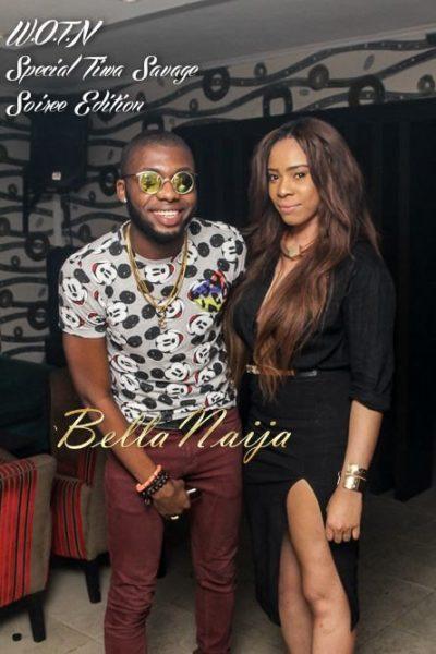 Tiwa Savage's 34th Birthday Party in Lagos - February 2014 - BellaNaija - 081