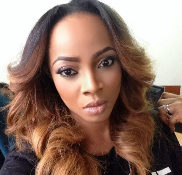 Toke Makinwa - Toke Moments - 5 Signs He's a Beater - February 2014 - BellaNaija
