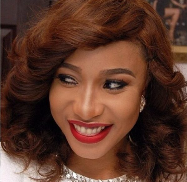 Tonto Dikeh Makeup Look - BellaNaija - February 2014001