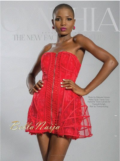 Toyin Lawani - Exquisite Magazine - February 2014 - BellaNaija 010