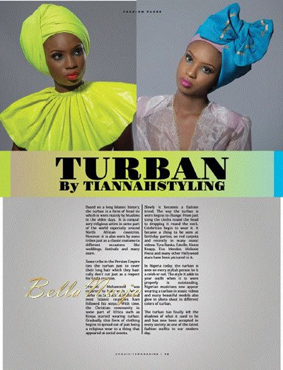 Toyin Lawani - Exquisite Magazine - February 2014 - BellaNaija 013