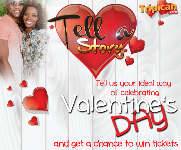 Tripican.com Tell A Story Valentine's Day Promotion - Bellanaija - February 2014