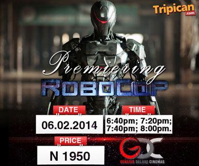 Tripican.com presents Robocop - BellaNaija February 20140014