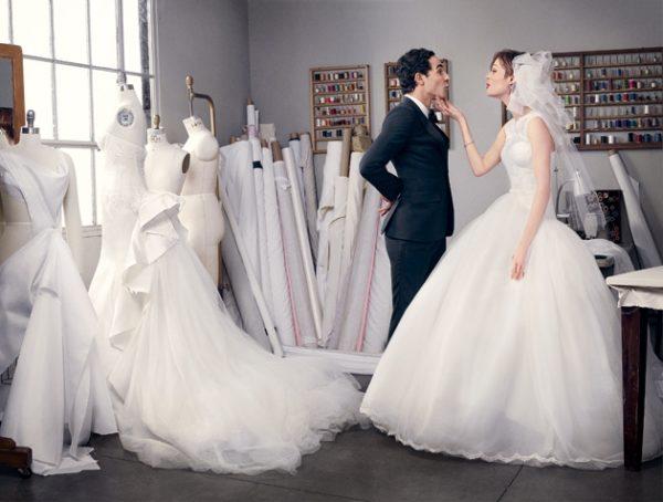 Truly Zac Posen - David's Bridal - BellaNaija Weddings 012