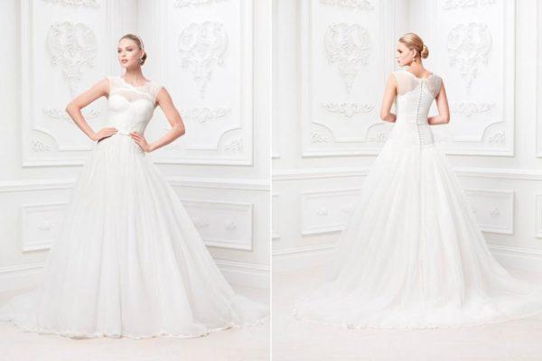 Truly Zac Posen - David's Bridal - BellaNaija Weddings 014