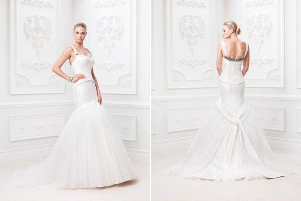 Truly Zac Posen - David's Bridal - BellaNaija Weddings 017