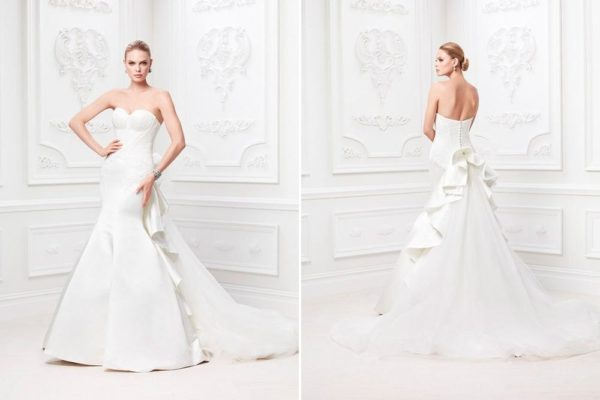 Truly Zac Posen - David's Bridal - BellaNaija Weddings 018