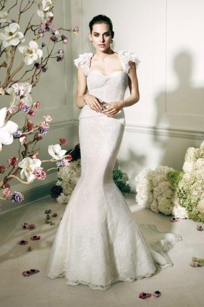 Truly Zac Posen - David's Bridal - BellaNaija Weddings 04