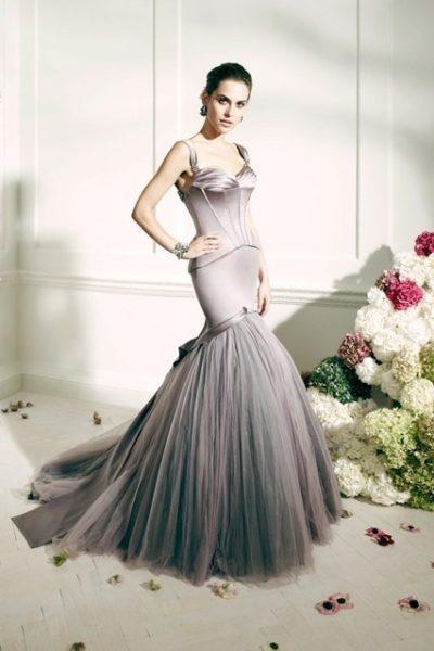 Truly Zac Posen - David's Bridal - BellaNaija Weddings 09