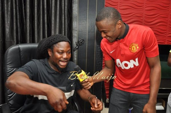 Ubi Franklin's Birthday Party in Lagos - February 2014 - BellaNaija - 021