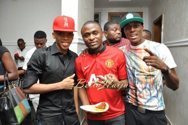 Ubi Franklin's Birthday Party in Lagos - February 2014 - BellaNaija - 023