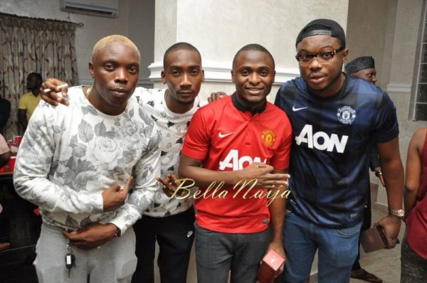Ubi Franklin's Birthday Party in Lagos - February 2014 - BellaNaija - 025