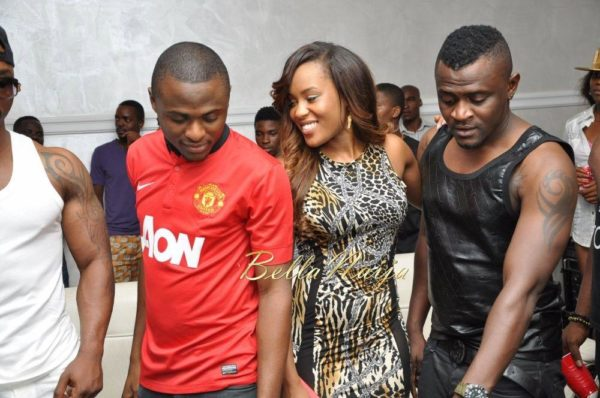 Ubi Franklin's Birthday Party in Lagos - February 2014 - BellaNaija - 027