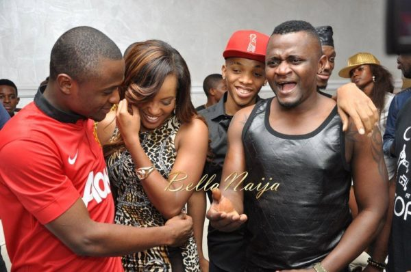 Ubi Franklin's Birthday Party in Lagos - February 2014 - BellaNaija - 029