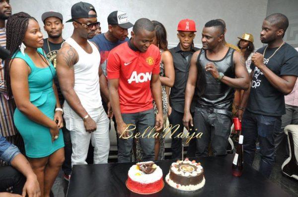 Ubi Franklin's Birthday Party in Lagos - February 2014 - BellaNaija - 030