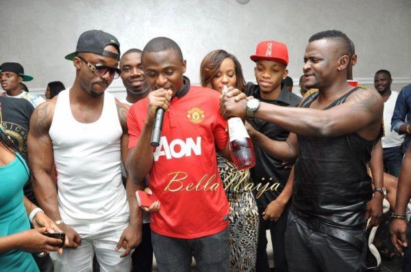 Ubi Franklin's Birthday Party in Lagos - February 2014 - BellaNaija - 031