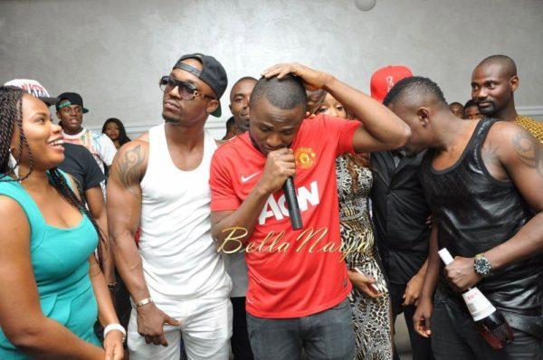 Ubi Franklin's Birthday Party in Lagos - February 2014 - BellaNaija - 033