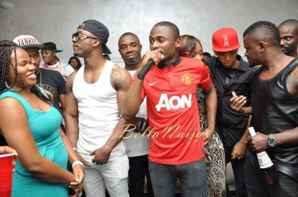 Ubi Franklin's Birthday Party in Lagos - February 2014 - BellaNaija - 034