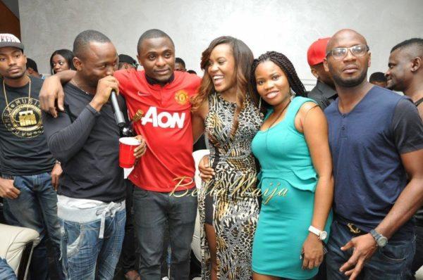 Ubi Franklin's Birthday Party in Lagos - February 2014 - BellaNaija - 035