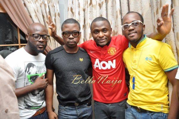 Ubi Franklin's Birthday Party in Lagos - February 2014 - BellaNaija - 036