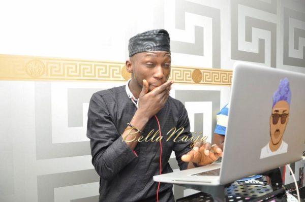 Ubi Franklin's Birthday Party in Lagos - February 2014 - BellaNaija - 037