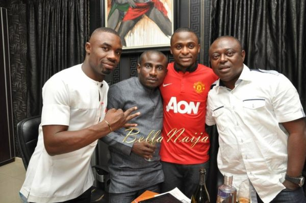 Ubi Franklin's Birthday Party in Lagos - February 2014 - BellaNaija - 042