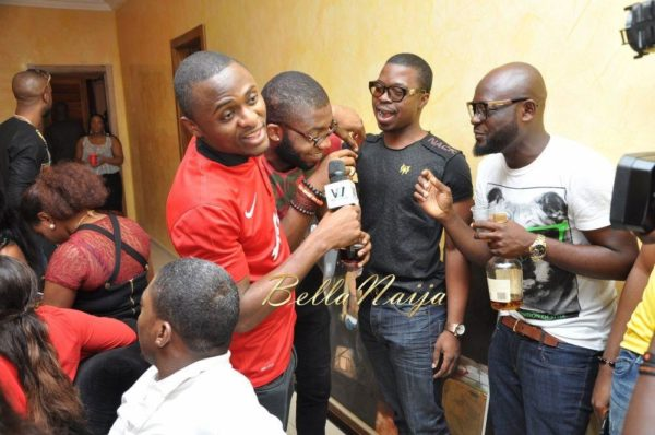 Ubi Franklin's Birthday Party in Lagos - February 2014 - BellaNaija - 047