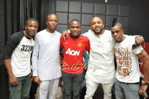 Ubi Franklin's Birthday Party in Lagos - February 2014 - BellaNaija - 051