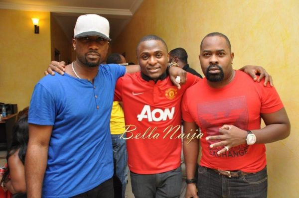 Ubi Franklin's Birthday Party in Lagos - February 2014 - BellaNaija - 053