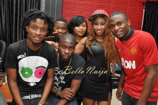 Ubi Franklin's Birthday Party in Lagos - February 2014 - BellaNaija - 055