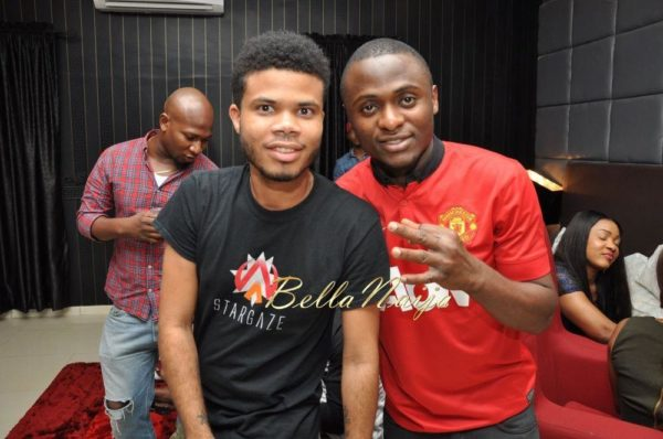 Ubi Franklin's Birthday Party in Lagos - February 2014 - BellaNaija - 056
