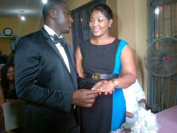 Uche Iwuji Wedding