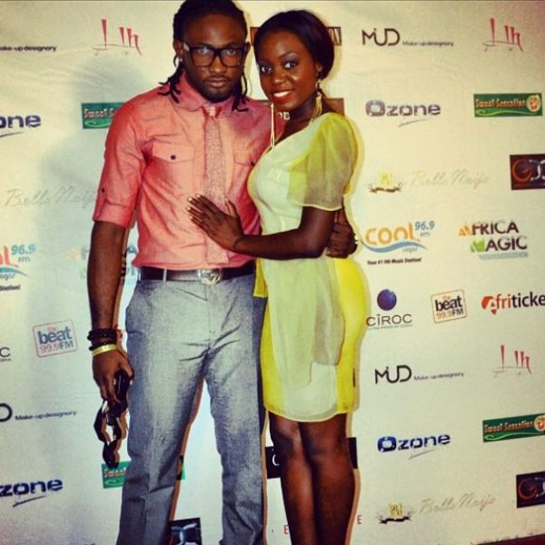 Uti Nwachukwu & Saeon - February 2014 - BellaNaija 01