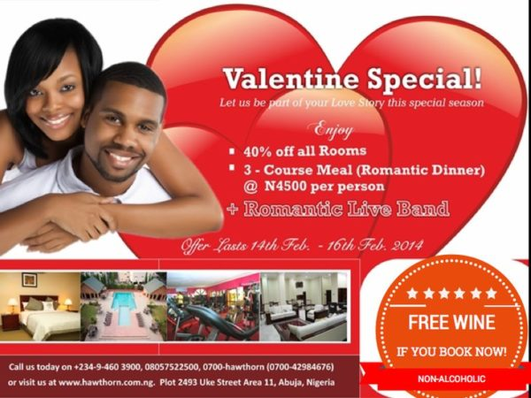 Valentine Special - February 2014 - BellaNaija